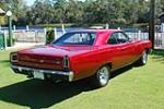 1969 PLYMOUTH ROAD RUNNER 2 DOOR HARDTOP - Rear 3/4 - 151732
