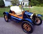 1912 FORD MODEL T ROADSTER - Front 3/4 - 152019