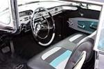 1958 CHEVROLET IMPALA 2 DOOR HARDTOP - Interior - 152025