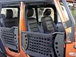2011 JEEP WRANGLER CUSTOM SUV - Interior - 152027