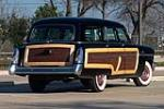 1953 MERCURY MONTEREY 4 DOOR WOODY WAGON - Rear 3/4 - 152054