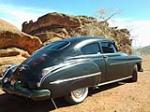 1950 OLDSMOBILE 88 CUSTOM 2 DOOR COUPE - Rear 3/4 - 152079