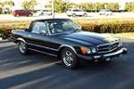 1983 MERCEDES-BENZ 380SL CONVERTIBLE - Front 3/4 - 152087