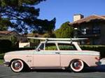 1963 AMC RAMBLER AMERICAN CUSTOM 2 DOOR HARDTOP - Side Profile - 152104