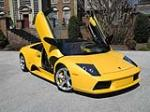 2006 LAMBORGHINI MURCIELAGO ROADSTER - Side Profile - 152111