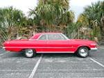 1963 CHEVROLET IMPALA 2 DOOR COUPE - Front 3/4 - 152158