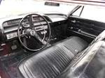 1963 CHEVROLET IMPALA 2 DOOR COUPE - Interior - 152158