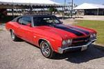 1970 CHEVROLET CHEVELLE 2 DOOR COUPE - Front 3/4 - 152166