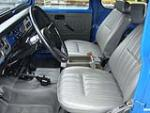 1982 TOYOTA LAND CRUISER FJ-40 2 DOOR SUV - Interior - 152169