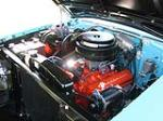 1957 CHEVROLET BEL AIR CONVERTIBLE - Engine - 152497