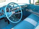 1957 CHEVROLET BEL AIR CONVERTIBLE - Interior - 152497