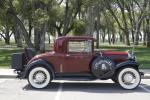 1932 PLYMOUTH 2 DOOR COUPE - Side Profile - 152736