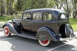 1934 CHEVROLET MASTER DELUXE 2 DOOR HARDTOP - Rear 3/4 - 152737
