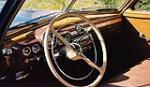 1949 MERCURY 8 PASSENGER WOODY STATION WAGON - Interior - 154014