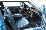 1968 SHELBY GT500 CONVERTIBLE - Interior - 154025