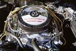 1971 OLDSMOBILE 442 CONVERTIBLE - Engine - 154029