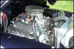 1941 PONTIAC CUSTOM 2 DOOR COUPE - Engine - 154085