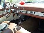 1956 FORD THUNDERBIRD CONVERTIBLE - Interior - 154094