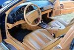 1991 MERCEDES-BENZ SL500 AMG CONVERTIBLE - Interior - 154145