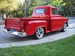 1957 CHEVROLET 3100 CUSTOM PICKUP - Rear 3/4 - 154158