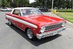 1964 FORD FALCON CUSTOM CONVERTIBLE - Front 3/4 - 154181