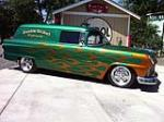 1955 FORD SEDAN DELIVERY CUSTOM WAGON - Front 3/4 - 154255