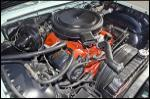 1961 CHEVROLET BEL AIR 2 DOOR COUPE - Engine - 154464