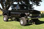 1965 CHEVROLET C-10 CUSTOM PICKUP - Front 3/4 - 154764