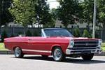 1966 FORD FAIRLANE 500 GTA CONVERTIBLE - Front 3/4 - 154787