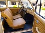 1967 VOLKSWAGEN BEETLE 2 DOOR SEDAN - Interior - 154792