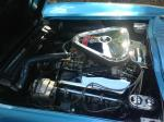 1967 CHEVROLET CORVETTE 2 DOOR COUPE - Engine - 154880