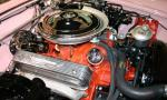 1957 FORD THUNDERBIRD CONVERTIBLE - Engine - 15522