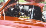 1957 CHEVROLET BEL AIR CONVERTIBLE - Engine - 15654