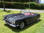 1962 CHEVROLET CORVETTE CUSTOM CONVERTIBLE - Front 3/4 - 157307