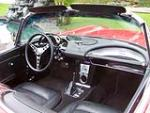 1962 CHEVROLET CORVETTE CUSTOM CONVERTIBLE - Interior - 157308