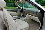 2005 FORD THUNDERBIRD CONVERTIBLE - Interior - 157312
