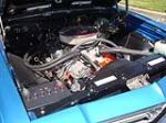 1969 CHEVROLET CHEVELLE SS 396 2 DOOR COUPE - Engine - 157334