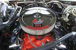 1969 CHEVROLET CAMARO SS 2 DOOR COUPE - Engine - 157337