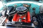 1957 CHEVROLET BEL AIR 2 DOOR HARDTOP - Engine - 157354