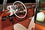 1957 CHEVROLET BEL AIR CONVERTIBLE - Interior - 157356
