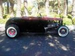 1932 FORD CUSTOM ROADSTER - Side Profile - 157376