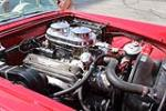 1957 FORD THUNDERBIRD E CONVERTIBLE - Engine - 157401