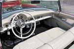 1957 FORD THUNDERBIRD E CONVERTIBLE - Interior - 157401