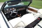 1970 OLDSMOBILE 442 CONVERTIBLE - Interior - 157402