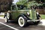 1935 FORD 1/2 TON PICKUP - Front 3/4 - 157405