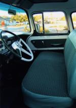 1957 GMC 1/2 TON STEP-SIDE PICKUP - Interior - 15742