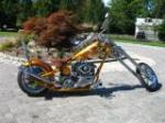 2005 CUSTOM RED NECK CHOPPER - Front 3/4 - 157438