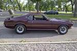 1969 FORD MUSTANG MACH 1 428 CJ FASTBACK - Side Profile - 157458