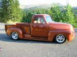 1949 CHEVROLET 3100 CUSTOM PICKUP - Side Profile - 157501