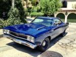 1969 PLYMOUTH GTX CUSTOM 2 DOOR HARDTOP - Front 3/4 - 157543